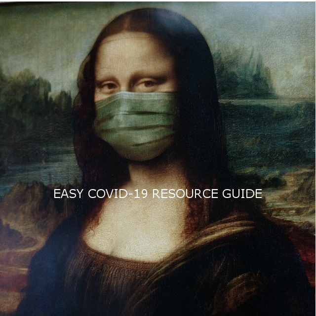 Easy COVID-19 Resource Guide for Patrons