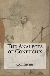 Book Cover Analects of Confucius