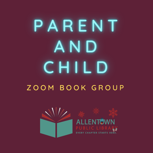 Parent & Child Zoom Book Group