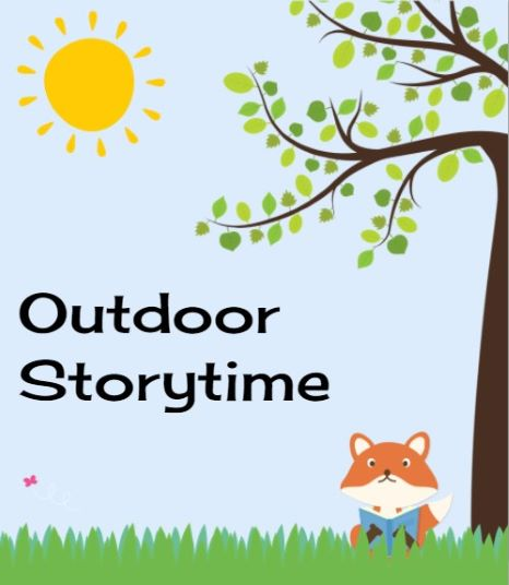 Saturday Outdoor Storytime